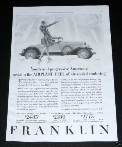 Franklin Automobile (1929)