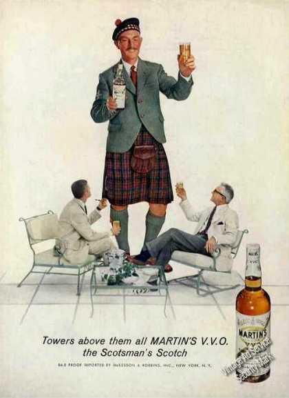Martins V.v.o. Scotsman's Scotch Kilt (1958)
