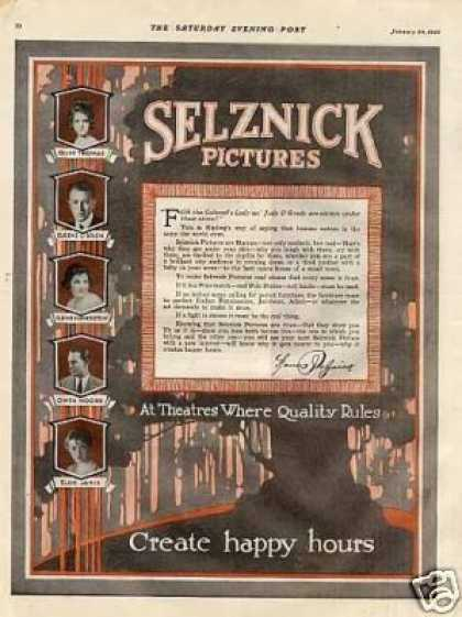 Selznick Pictures (1920)