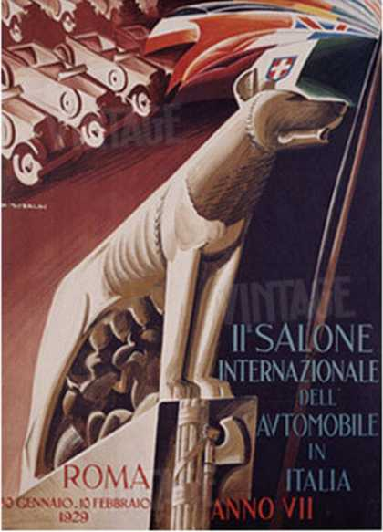 2nd Salone Automobile Italia