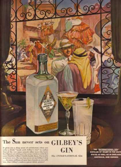 Gilbey's (1941)