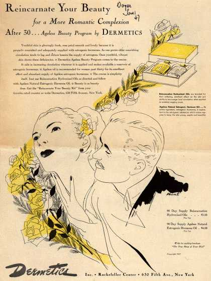 Dermetics – Reincarnate Your Beauty (1947)