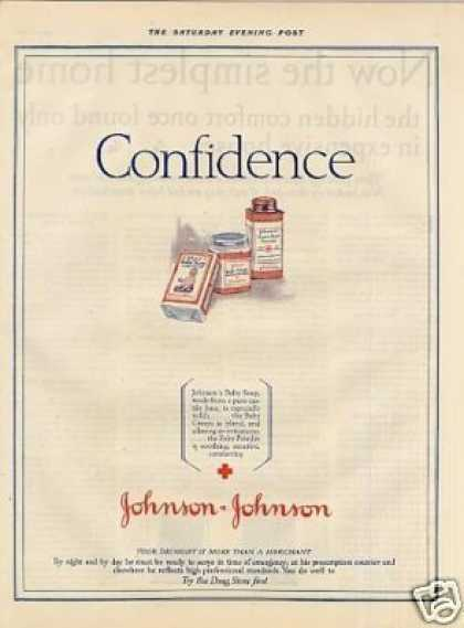 Johnson & Johnson Color (1925)