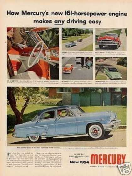 Mercury Car (1954)