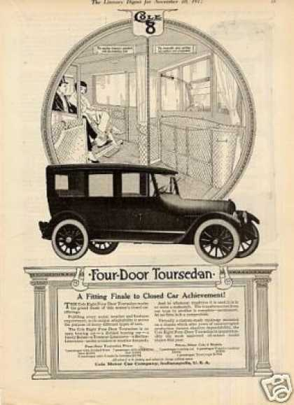 Cole Four-door Toursedan (1918)