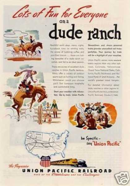 Union Pacific Railroad (1946)