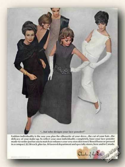 Charles of the Ritz Fashion (1963)