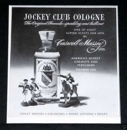 Old , Jockey Club Cologne, Soldier (1964)