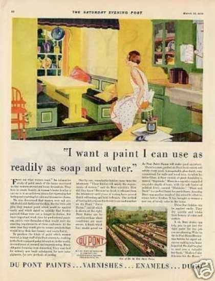Dupont Paint Color (1930)