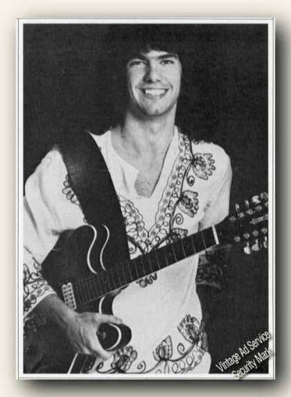 Pat Metheny Picture Magazine Picture (1978)