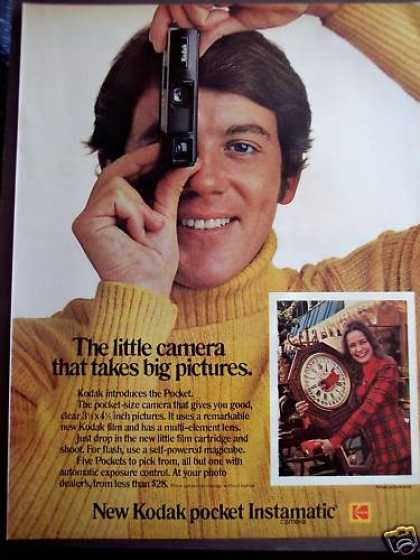 Kodak Pocket Instamatic Camera (1972)