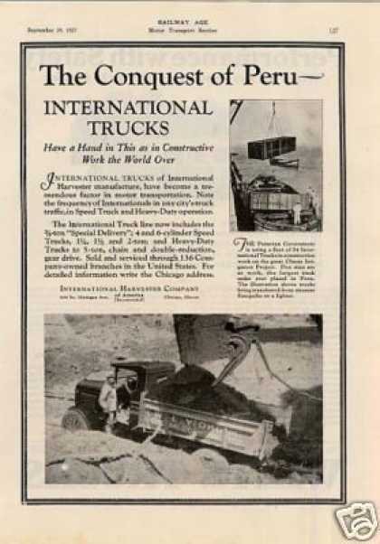 International Trucks (1927)