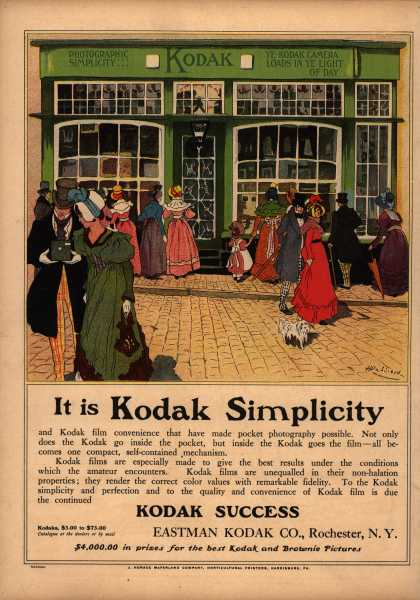 Kodak – It is Kodak Simplicity