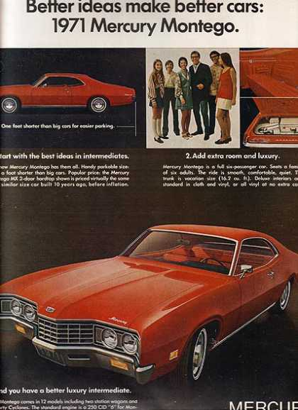Ford's Mercury (1970)