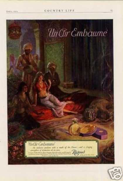 "Rigaud ""Un Air Embaume"" Perfume Color (1919)"