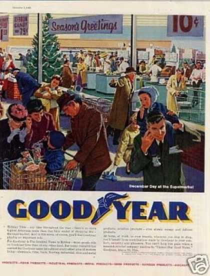 "Goodyear Centerf""December Day At... (1960)"