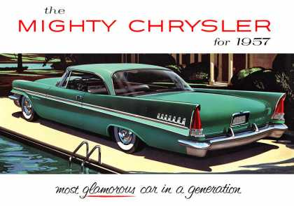 Chrysler New Yorker 2-Door Hardtop 			Larry Baranovic (1957)