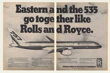 Eastern Airlines 757 Rolls-Royce 535 Engine 2-P (1983)
