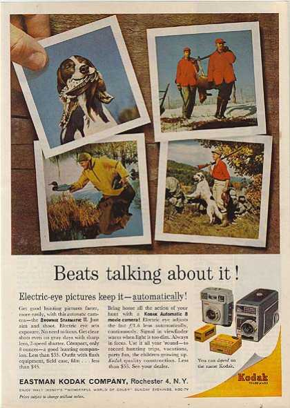 Kodak's Electric-eye Picture (1962)