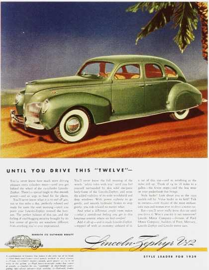 Lincoln-Zephyr