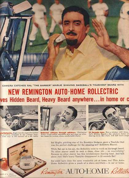 Sal Maglie – Remington (1957)