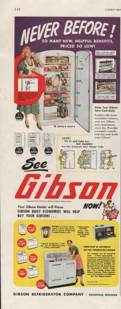 Gibson Appliances (1950)