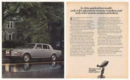 Rolls-Royce Silver Shadow II Photo (1978)