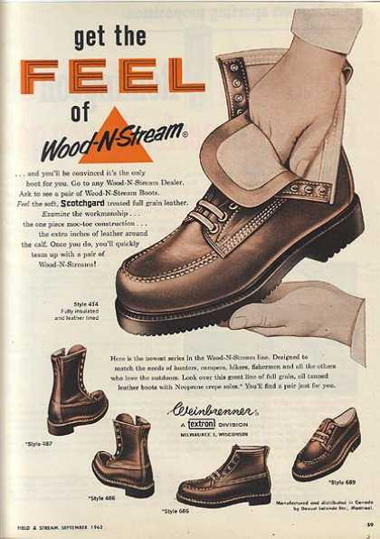 Wood-N-Stream's Boots (1962)