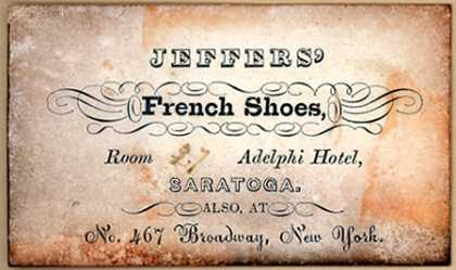 Jeffers' French Shoes – Jeffers' French Shoes