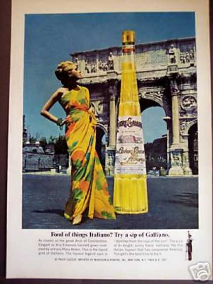 Arch of Constantine Italy Fashion Galliano (1967)