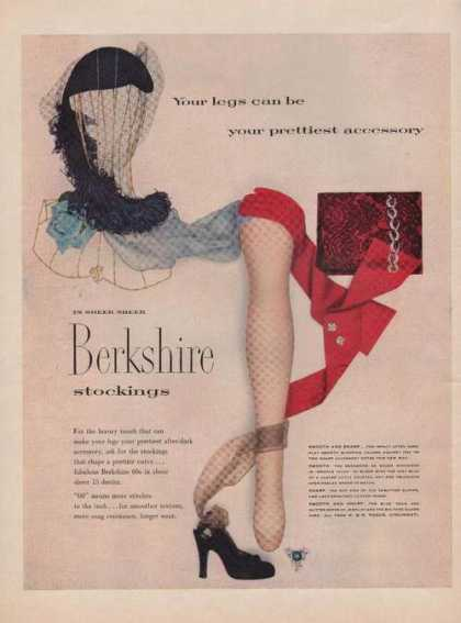 Sheer Berkshire Stockings (1951)