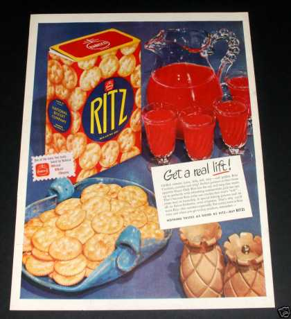 Nabisco, Ritz Crackers (1946)