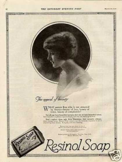 Resinol Soap (1920)