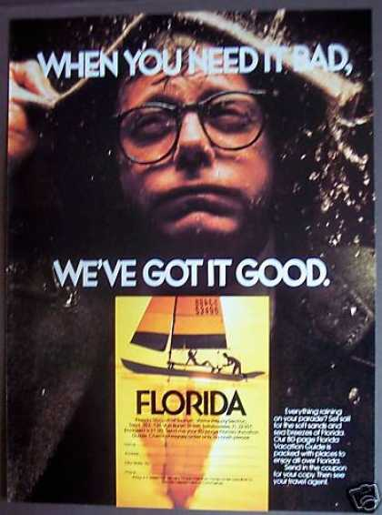 Florida Vacation Holiday Touism Guide (1981)