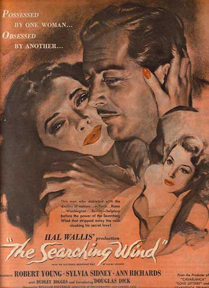 The Searching Wind (Hal Wallis Production) (1946)