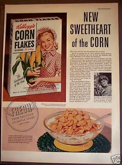 Sweetheart of the Corn Kellogg's Corn Flakes (1953)