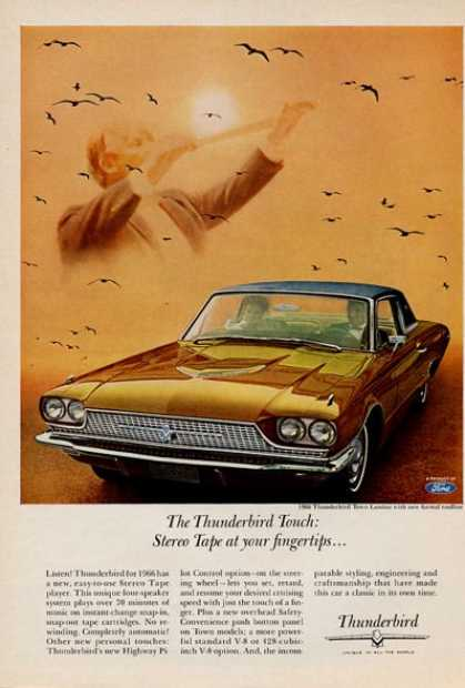 -'66thunderbird Golden Composer (1965)