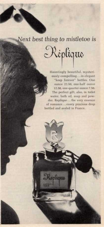 Replique Bottle (1964)