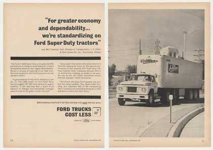 Dillon Store Ford F-1000 Super Duty Truck (1961)
