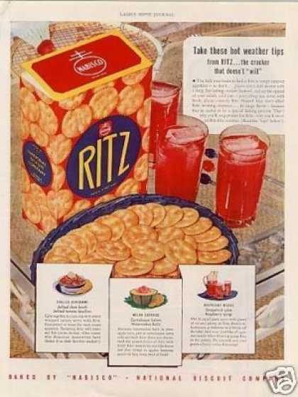 Ritz Crackers (1941)