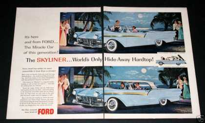 Ford Skyliner, Miracle Car (1957)