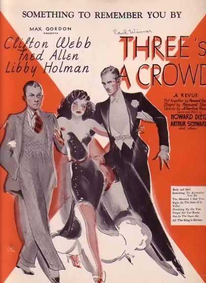 Something To Remember You By Movie Sheet Music (1930)