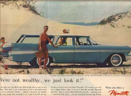 Chrysler's Plymouth (1957)