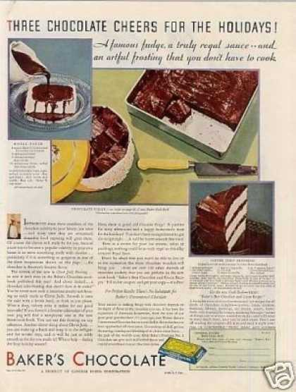 Baker's Chocolate (1931)
