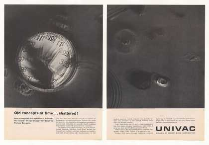'61 Univac 1107 Thin-Film Computer Time Shattered 2P (1961)