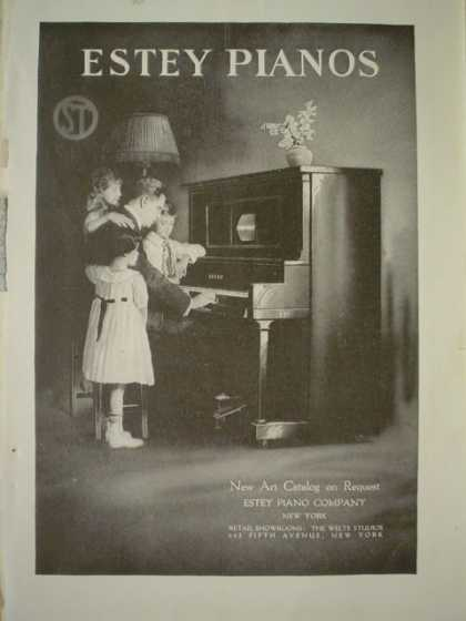 Vintage Music Advertisements Of The 1920s Page 3