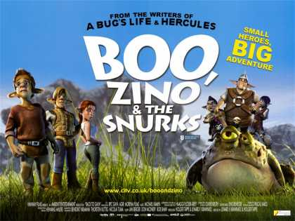 Boo Zino and the Snurks (2004)