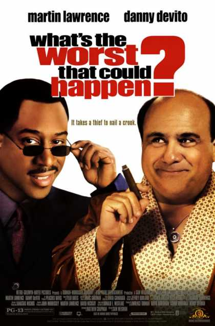 What's the Worst That Could Happen (2001)