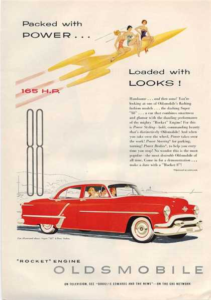 Oldsmobile Olds Super 88 (1953)