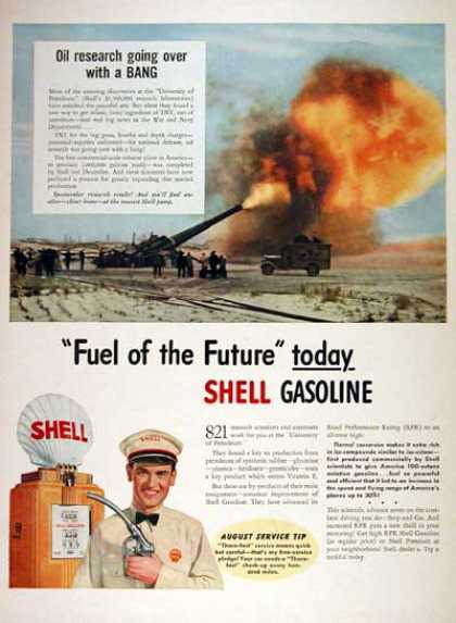 Shell War Effort (1941)